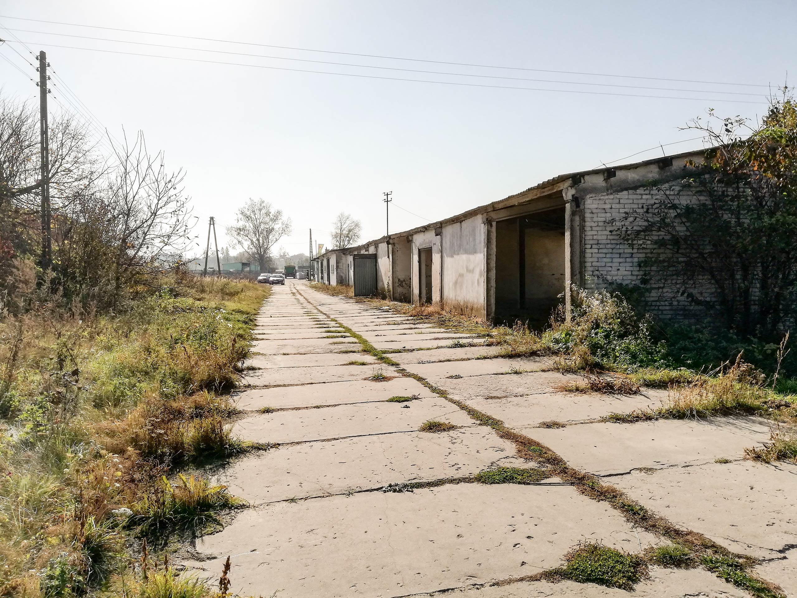 usługowo-handlowy, składowy i wiata, Telatyn - lokal na sprzedaż - Krzysztof Górski Nieruchomości Zamość