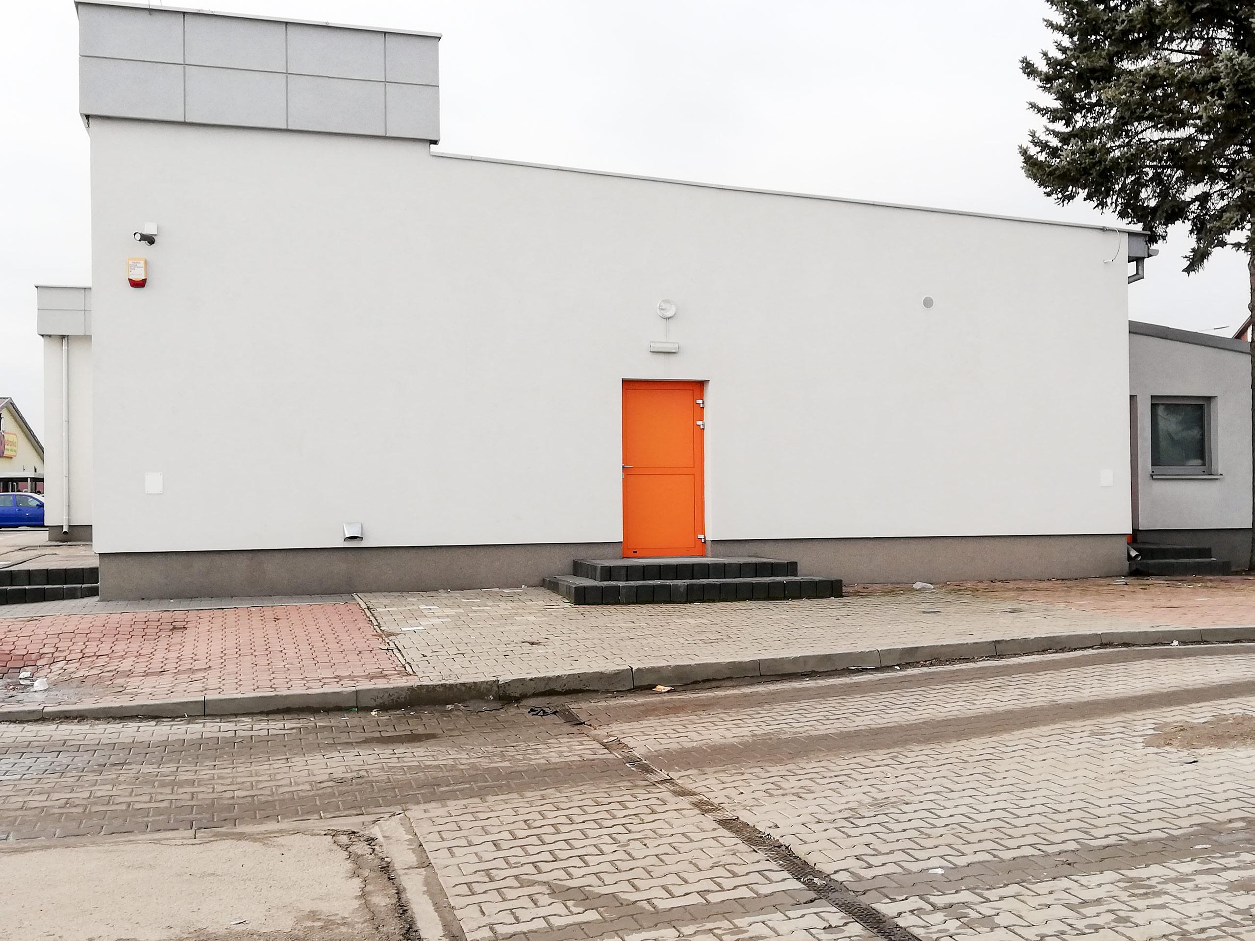 nowy budynek, Hrubieszów - lokal na sprzedaż - Krzysztof Górski Nieruchomości Zamość