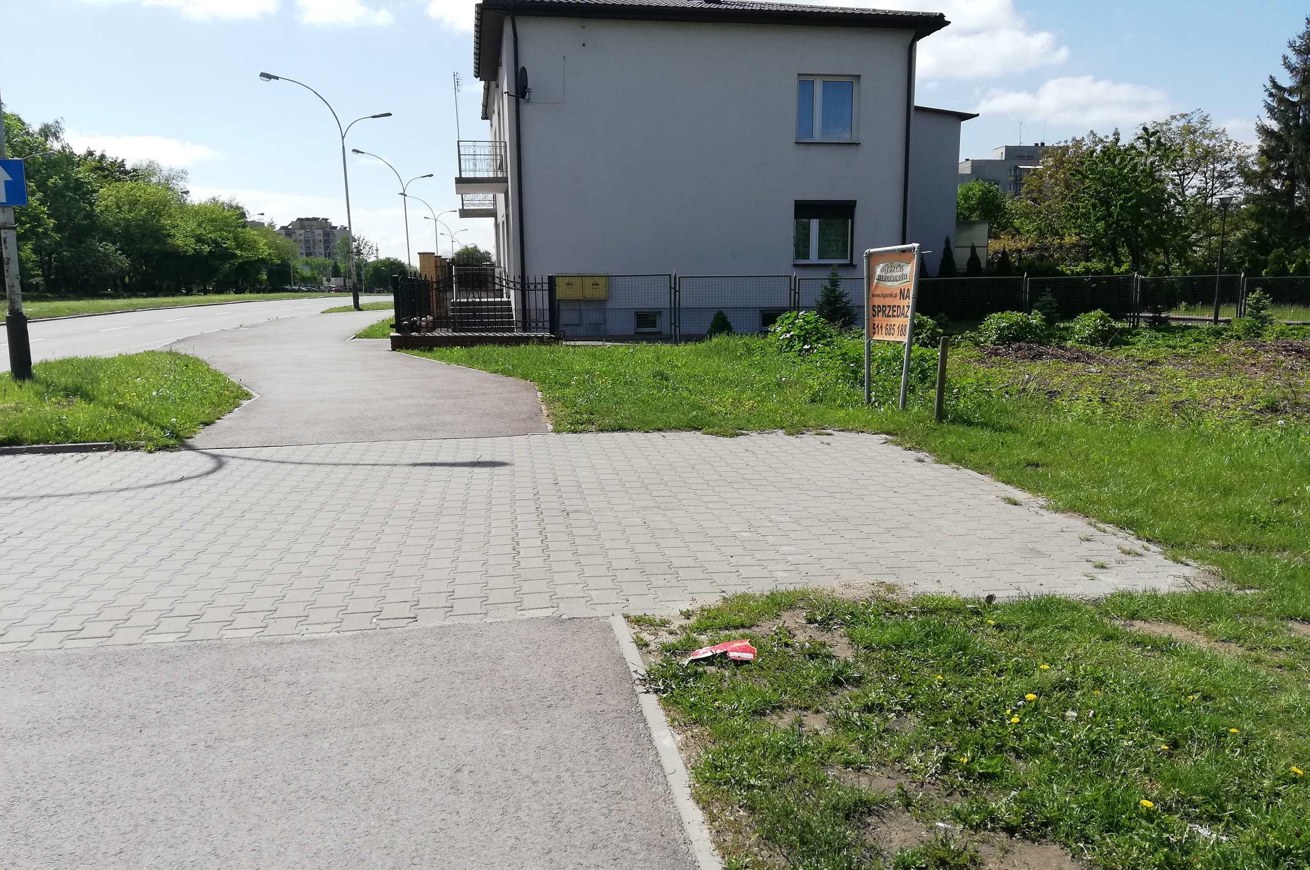 działka Zamość Wyszyńskiego - działka na sprzedaż - Krzysztof Górski Nieruchomości Zamość