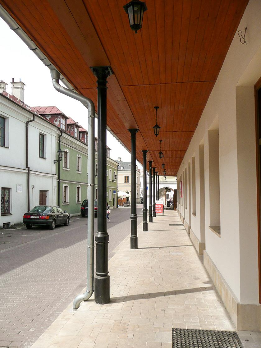 lokal w podpiwniczeniu, Starówka, Zamość - lokal do wynajęcia - Krzysztof Górski Nieruchomości Zamość