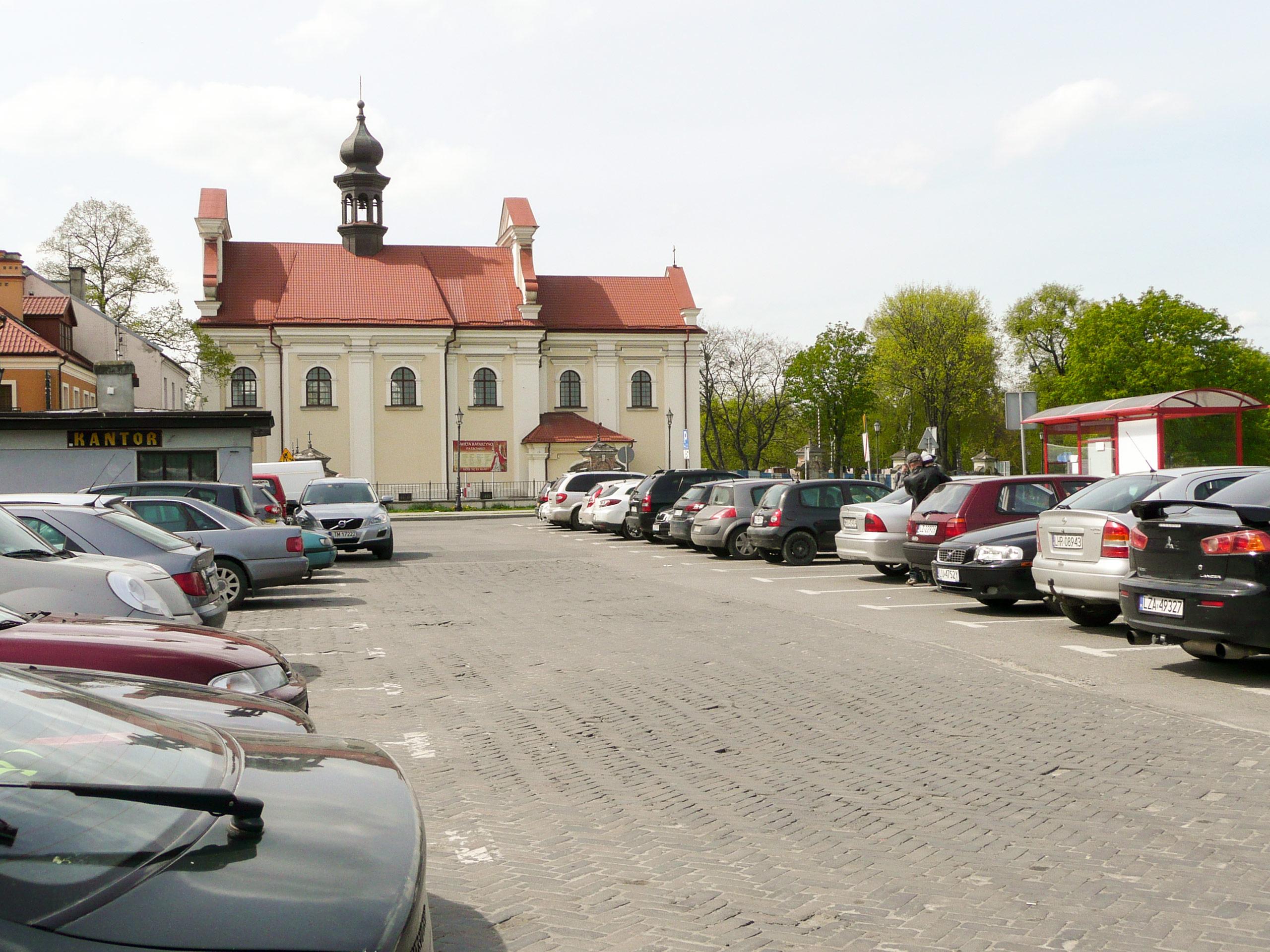 lokal Zamość Starówka wynajem - lokal do wynajęcia - Krzysztof Górski Nieruchomości Zamość