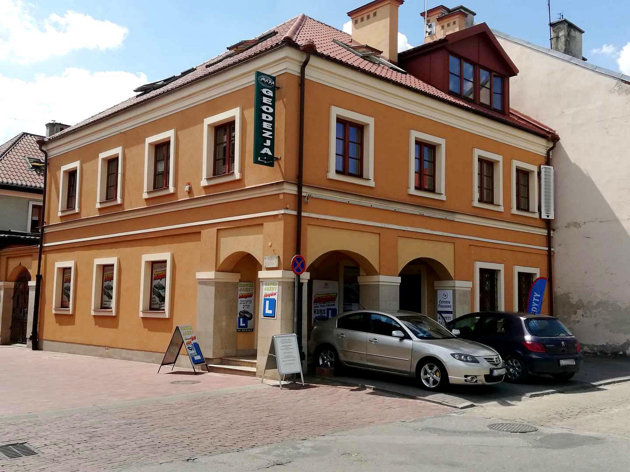 lokal zamosc starowka - lokal do wynajęcia - Krzysztof Górski Nieruchomości Zamość