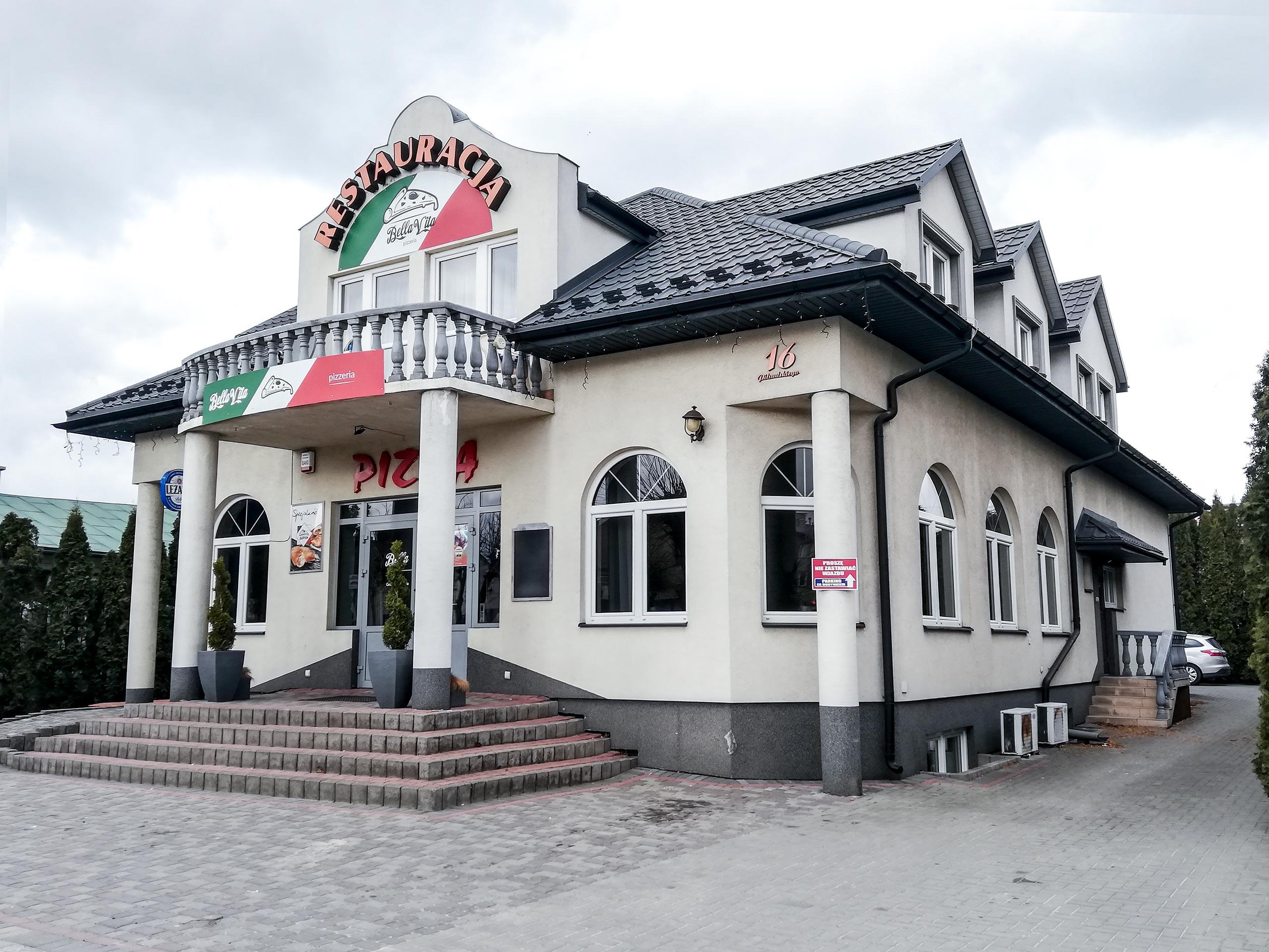 dom usługowo-mieszkalny Tomaszów Lubelski - dom na sprzedaż - Krzysztof Górski Nieruchomości Zamość