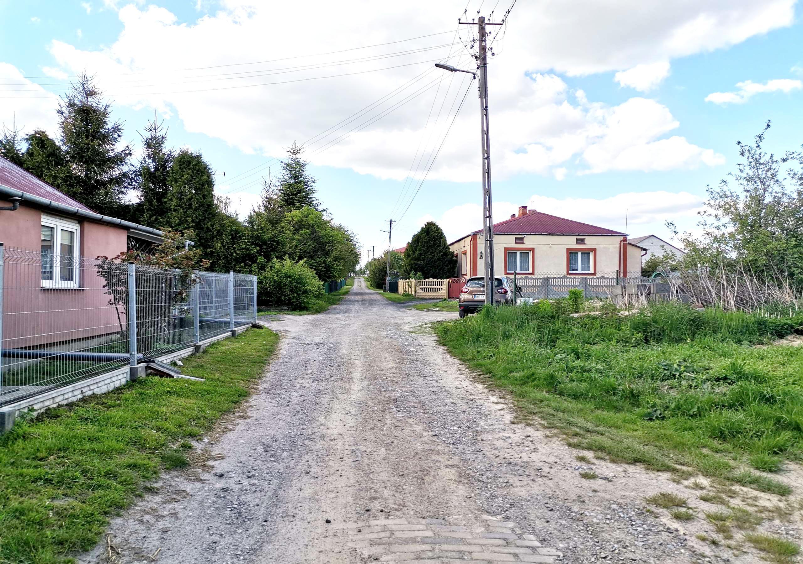 nowy dom wielacza - dom na sprzedaż - Krzysztof Górski Nieruchomości Zamość