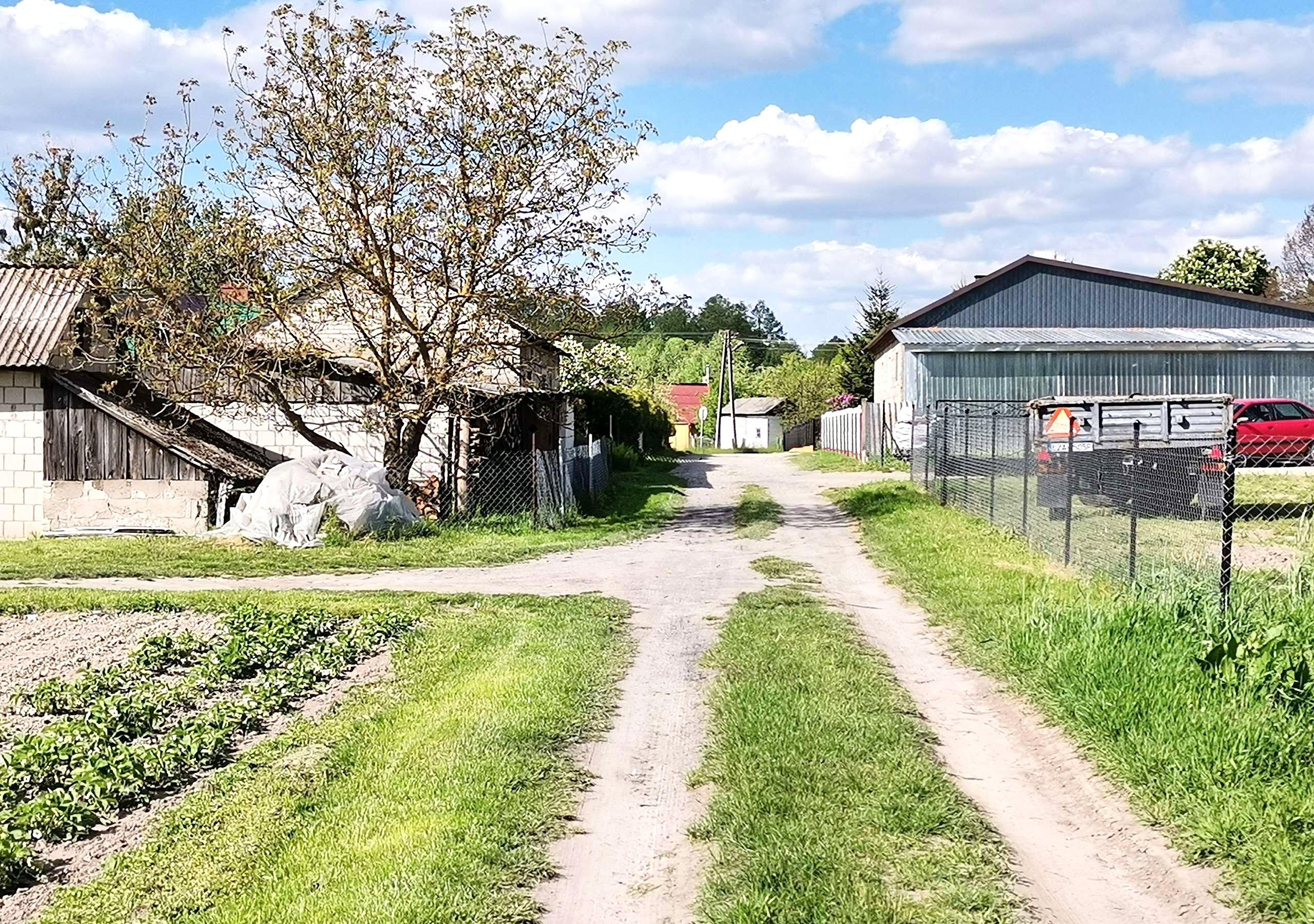 dzialka budowlana nielisz - działka na sprzedaż - Krzysztof Górski Nieruchomości Zamość