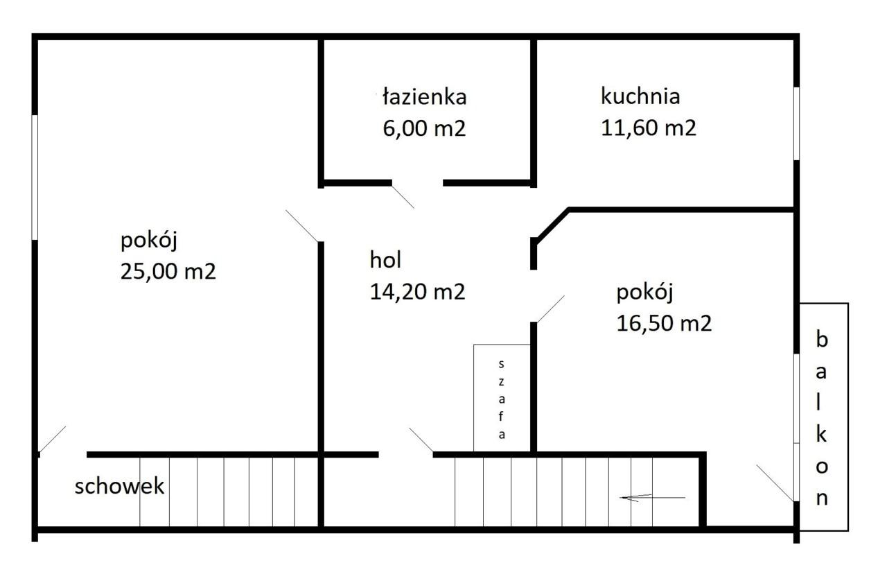 1_rozkład1 - Nieruchomości Krzysztof Górski Zamość, biuro nieruchomości, domy, mieszkania, działki, lokale, sprzedaż nieruchomości, wynajem nieruchomości