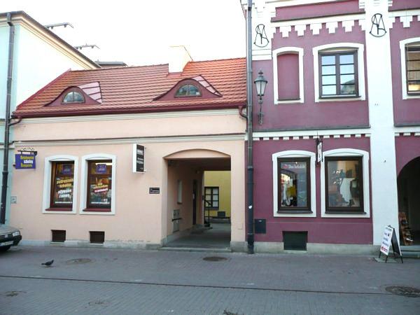 lokal zamosc wynajem starowka - lokal do wynajęcia - Krzysztof Górski Nieruchomości Zamość