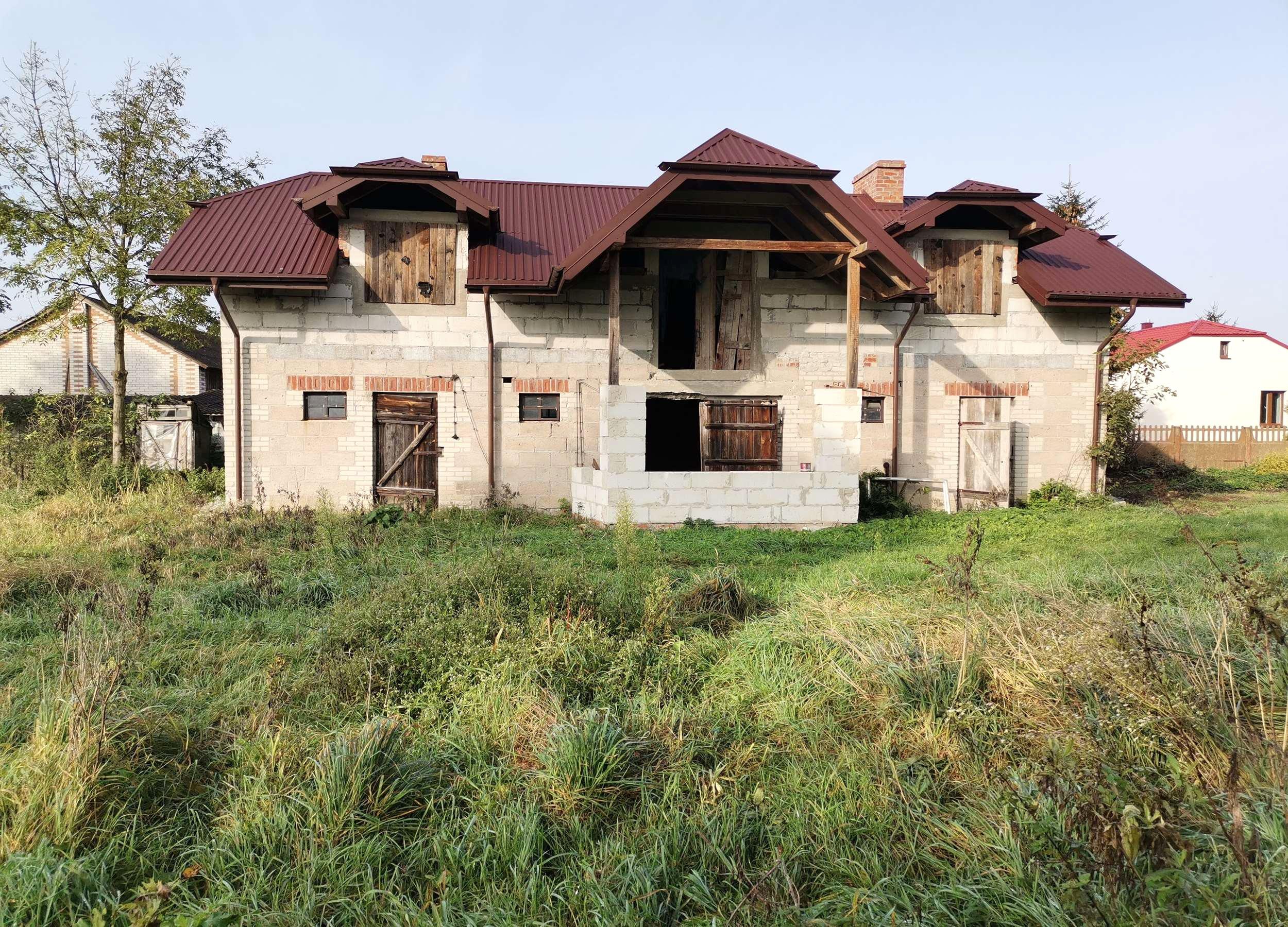 dom sitaniec kolo zamoscia - dom na sprzedaż - Krzysztof Górski Nieruchomości Zamość