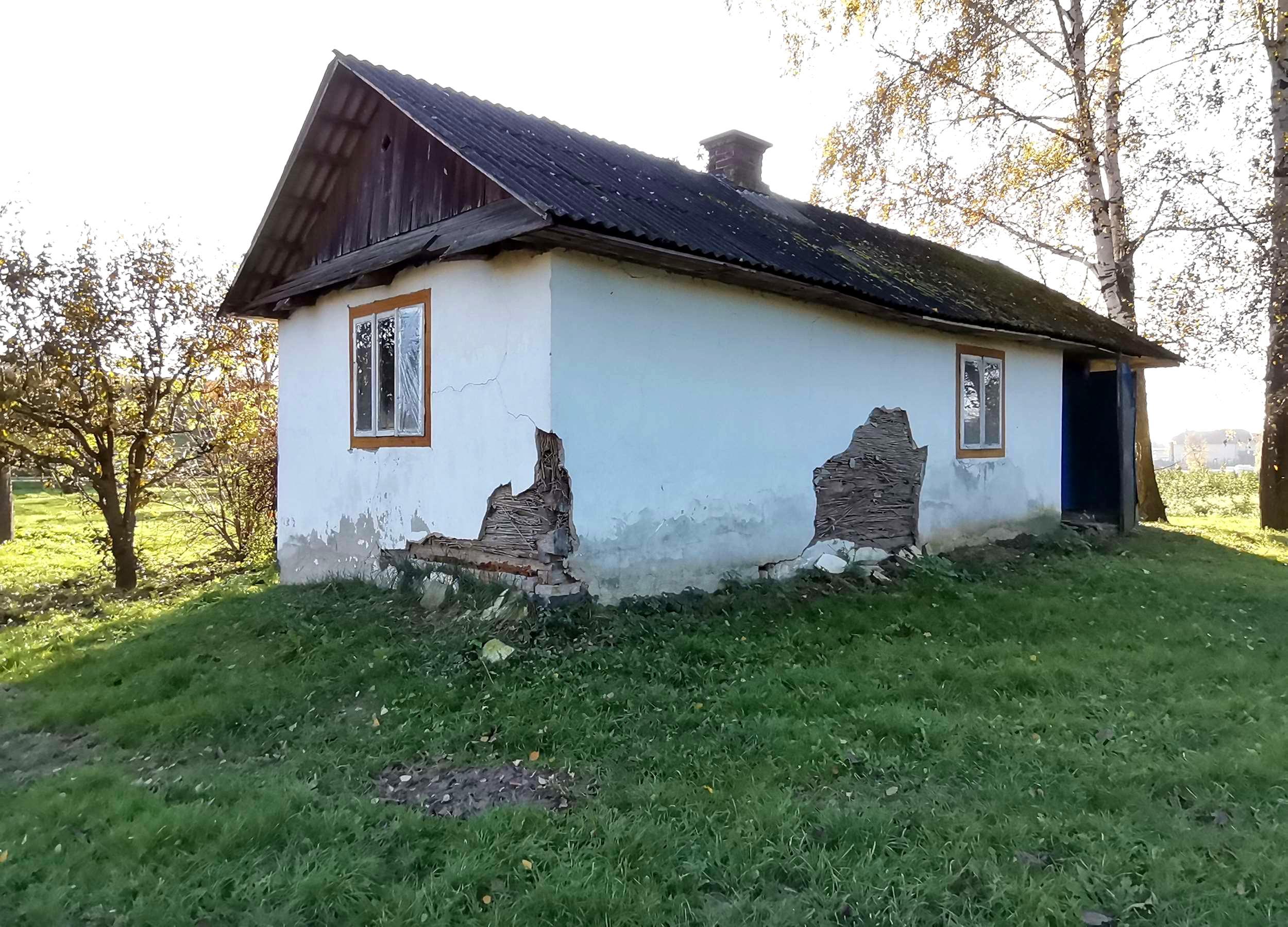 dom wierzba powiat zamojski - dom na sprzedaż - Krzysztof Górski Nieruchomości Zamość