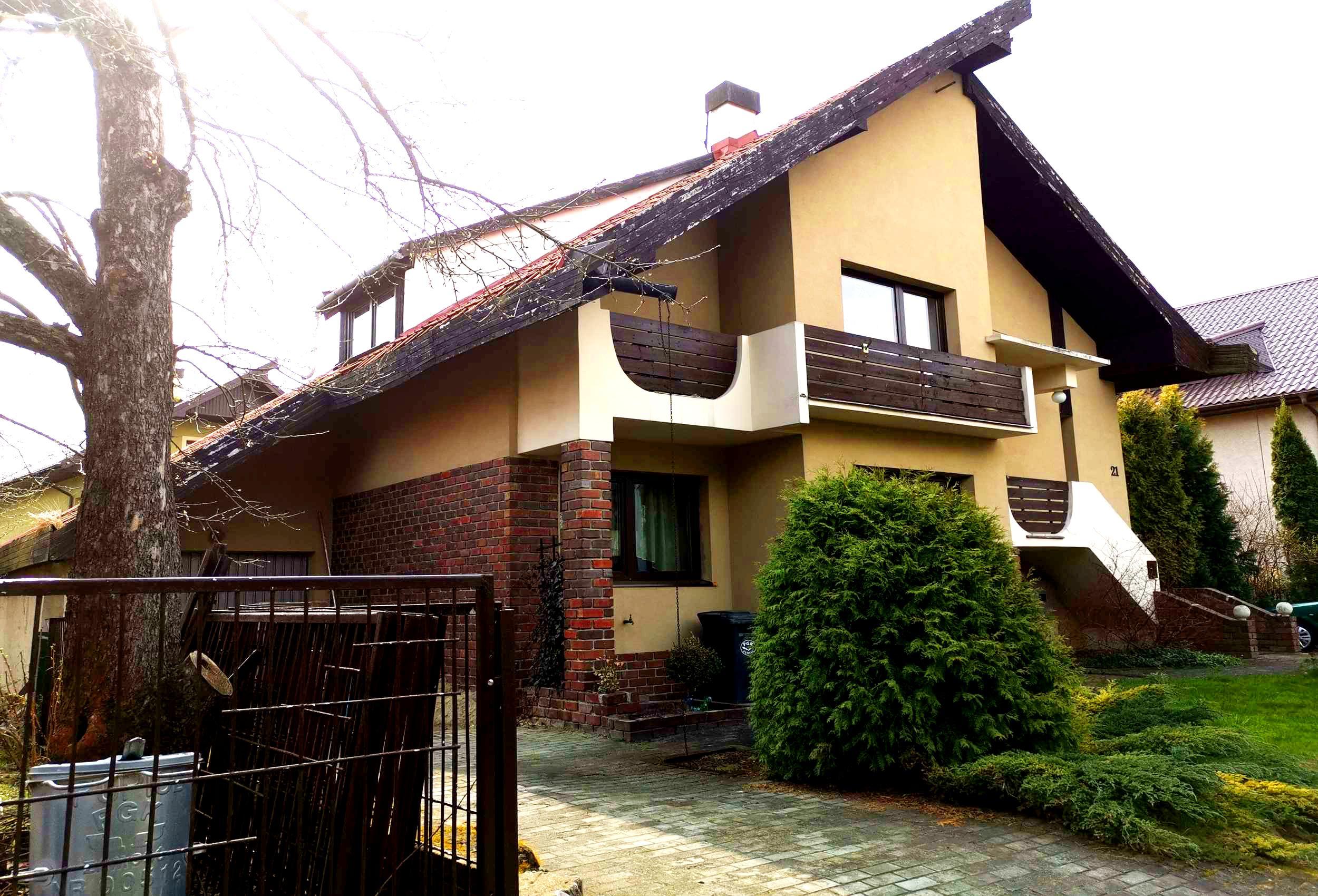 dom zamosc sw piatka - dom na sprzedaż - Krzysztof Górski Nieruchomości Zamość