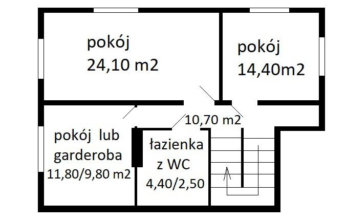 dom piętro