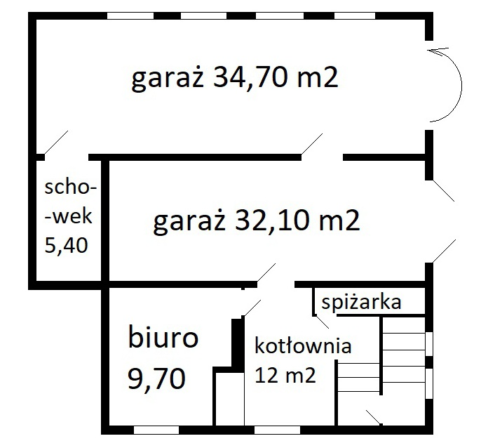 dom piwnica