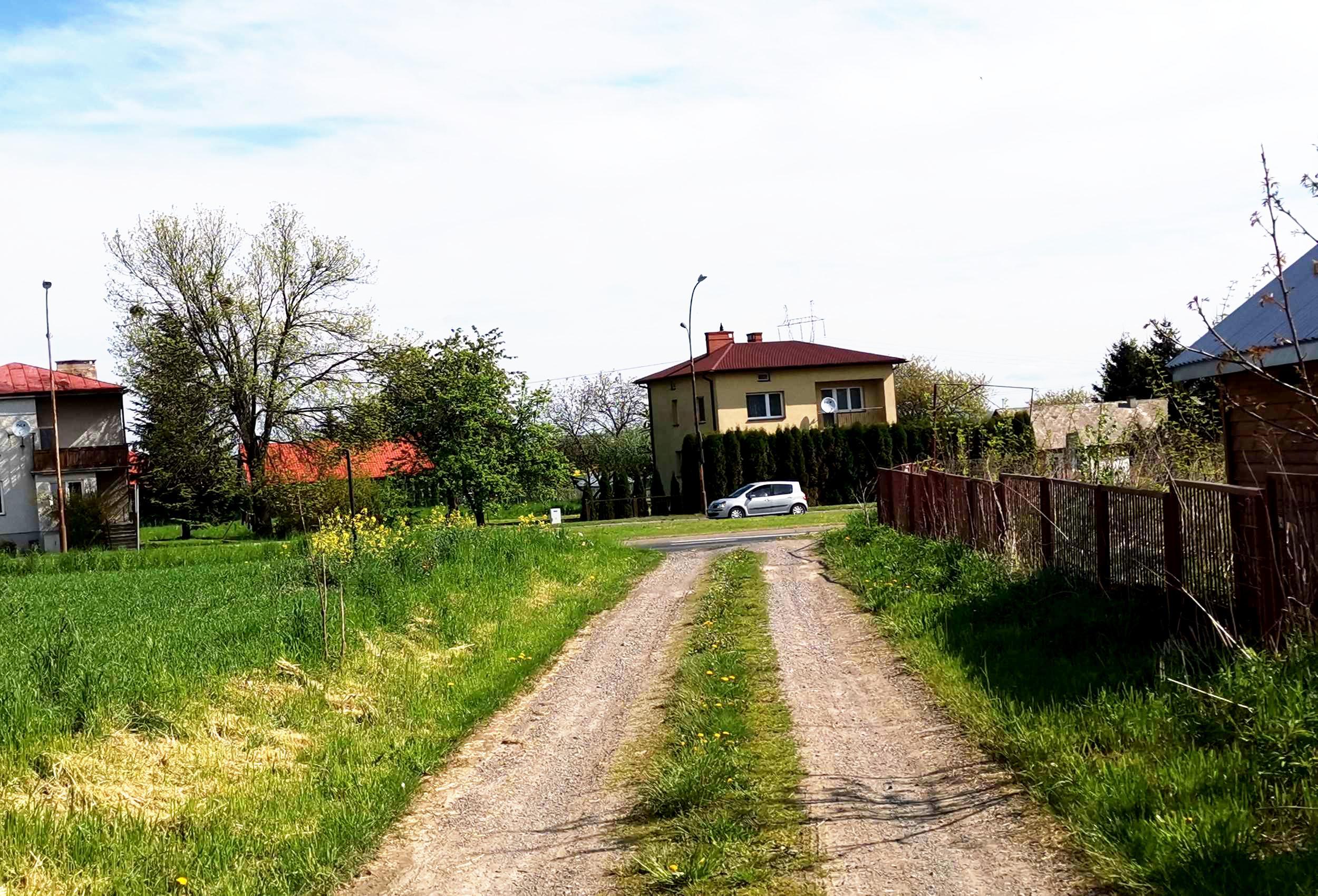 dzialki kalinowice - działka na sprzedaż - Krzysztof Górski Nieruchomości Zamość
