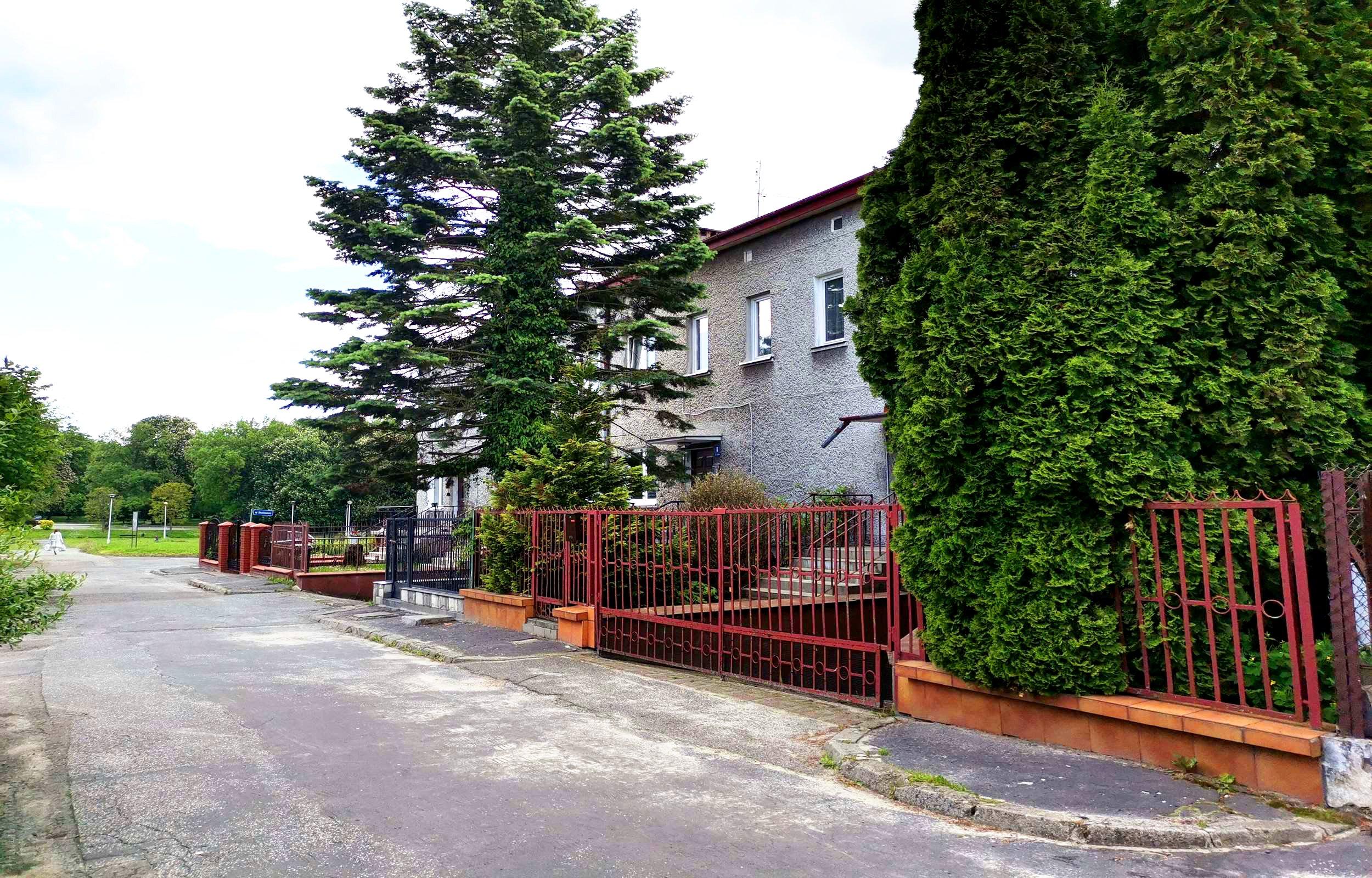 dom zamosc centrum plater - dom na sprzedaż - Krzysztof Górski Nieruchomości Zamość