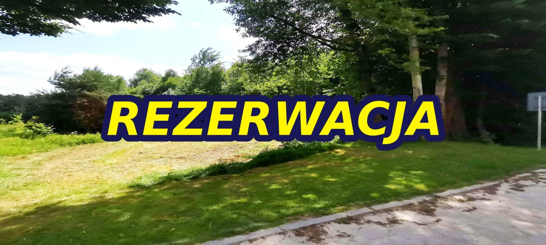 REZERW GRABNIK - Nieruchomości Krzysztof Górski Zamość, biuro nieruchomości, domy, mieszkania, działki, lokale, sprzedaż nieruchomości, wynajem nieruchomości