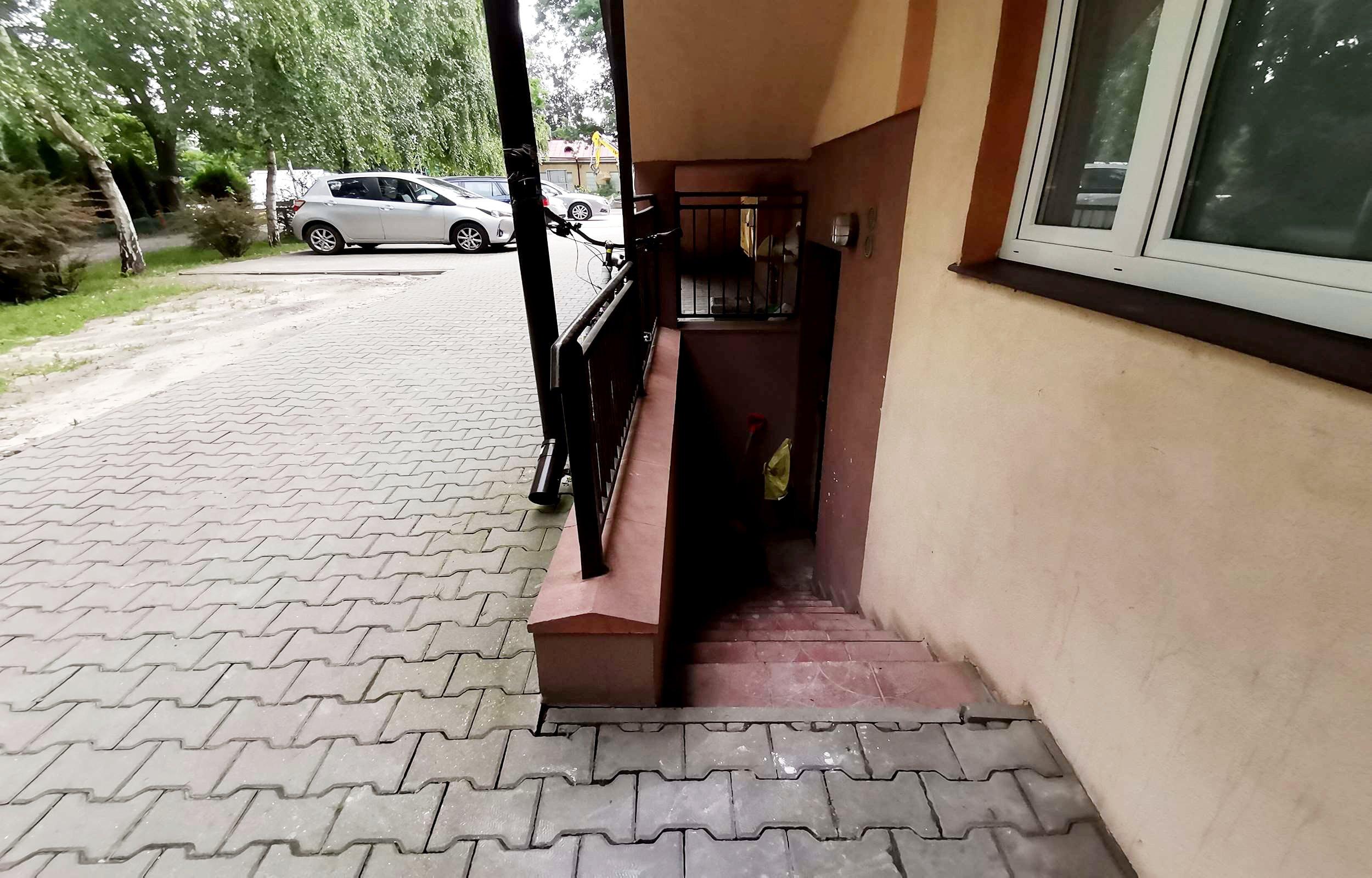 lokal zamosc pilsudskiego - lokal do wynajęcia - Krzysztof Górski Nieruchomości Zamość