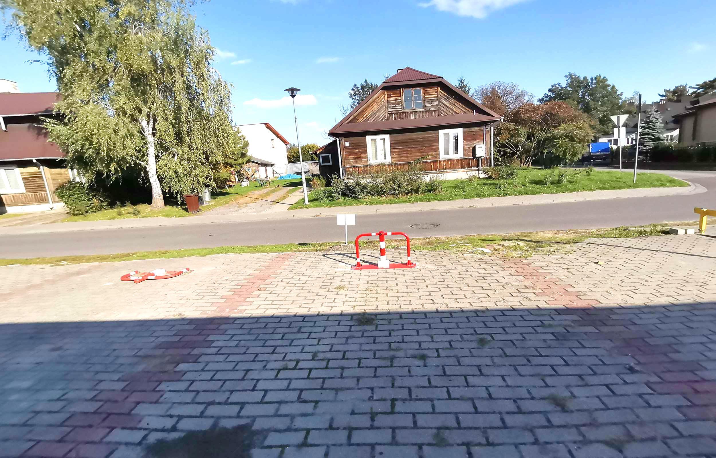 miejsce parkingowe zamosc kiepury - lokal na sprzedaż - Krzysztof Górski Nieruchomości Zamość
